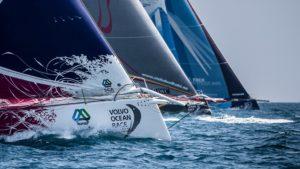 HCL tar hand om tekniken bakom Volvo Ocean Race 1
