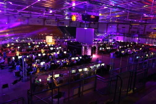 Rekordstor prispott när Inet sponsrar Lanbit, Västsveriges största LAN