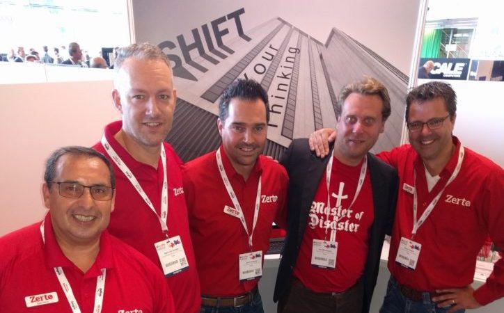 Zerto inspirerar oss på IP EXPO Nordic