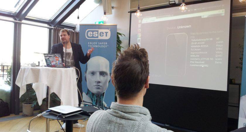 ESET arrangerar RansomWare Workshop tillsammans med eventbyrån BizzGrid