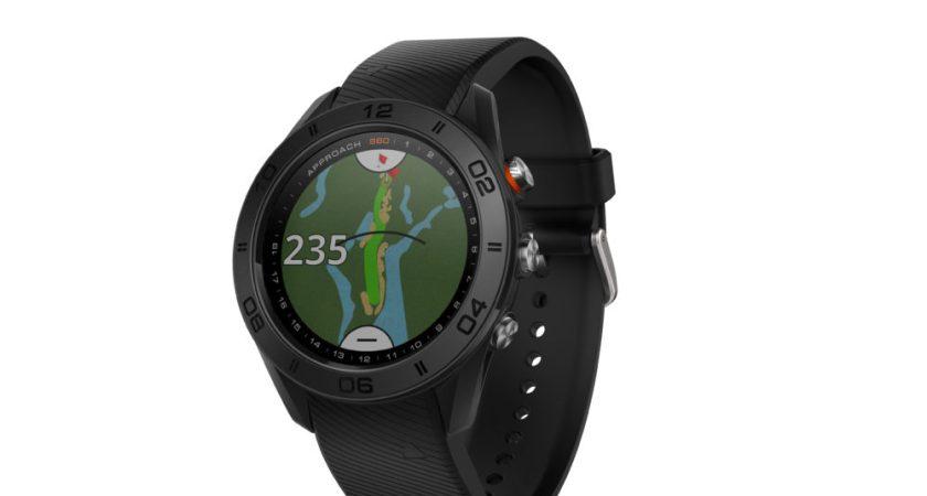 Spelar du Golf !!! Approach S60, en golfklocka med premiumfunktioner