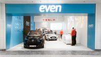 EVEN Electric och Microsoft Sverige ingår avtal med avsikt att revolutionera försäljningen av eldrivna fordon