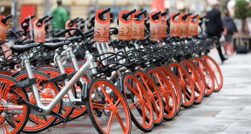 AT&T och Qualcomm samarbetar kring smart cykel-Mobike