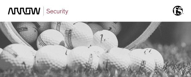 Välkommen till Arrow ECS & F5 Networks event på Swing by Golfbaren