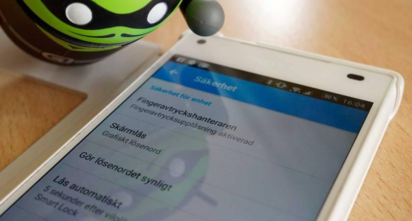 Oroande säkerhetslucka hittad i Android