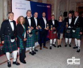 Exertis CapTech vinner NECs EMEA Partner Awards 1