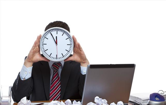 Bristfällig teknologi skapar ineffektiva arbetsplatser