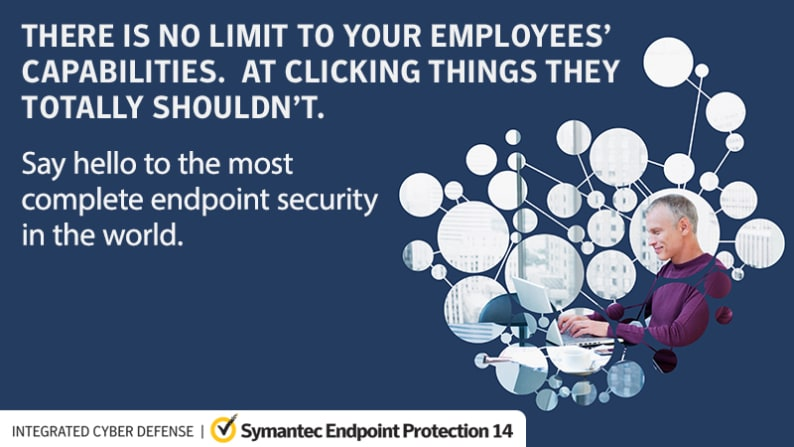 Ingram Micro erbjuder Endpoint Protection Cloud från Symantec