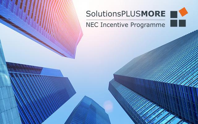 NEC lanserar nya prisvinster för partners
