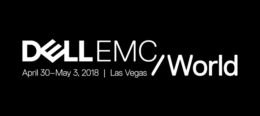 Dell EMC World 2018 – Las Vegas