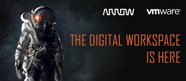 Den digitala arbetsplatsen är här