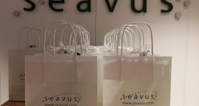 Seavus bjöd in på ett kvällsseminarium och Afterwork