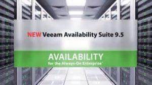Tillgänglighet utan motstycke med Veeams största release någonsin 1
