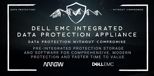 Dell EMC Integrated Data Protection Appliance Event 1