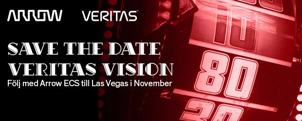Res med Arrow ECS till Veritas Vision 2018