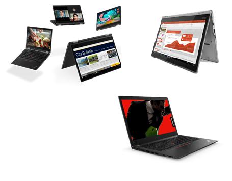 Lenovo lanserar nya tillskott i ThinkPad-serien