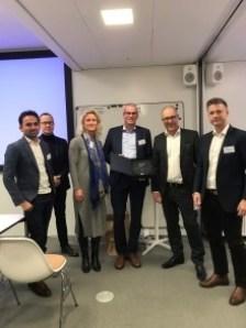 SAP Partner Award 2017 går till Stretch, itelligence och Implema 1