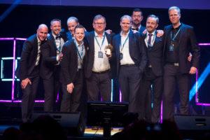 Hewlett Packard Enterprise & HP presenterar vinnarna av Guldmyran 2017 4