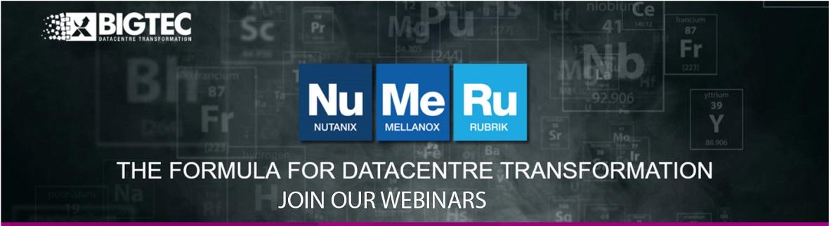 Webinar- tillsammans med våra leverantörer förklarar hur NuMeRu fungerar 1