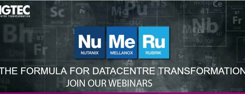 Webinar- tillsammans med våra leverantörer förklarar hur NuMeRu fungerar