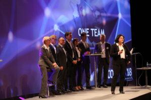 """Alcatel-Lucent Enterprise målade i starka penseldrag upp sin """"framtidssäkrade plan"""" 3"""