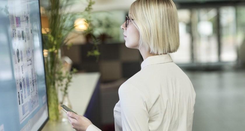 Martela och Tieto lanserar My Dynamic Office för smartare arbetsmiljöer