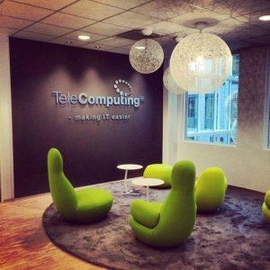 TeleComputing tecknar partneravtal med Digital Signage företaget Visual Art 1