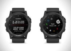 Garmin tactix Charlie – en robust multisportklocka med GPS, pulsmätare och taktiska funktioner