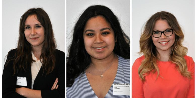 Tre studenter i final till Årets it-tjej 2018