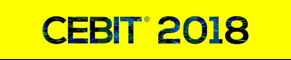 Det nya CEBIT 11-15 juni 2018 i Hannover
