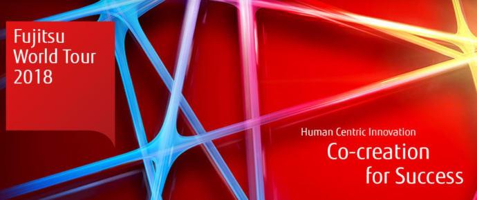 Fujitsu World Tour växer – upplev morgondagens teknologi i Stockholm 29 maj