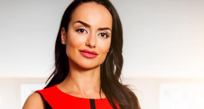 Ishtar Touailat är Framtidens kvinnliga ledare 2018