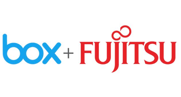 Fujitsu väljer Box stärker samarbetet på sin interna globala kommunikationsplattform
