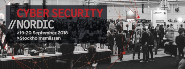 Cyber Security Nordic 2018