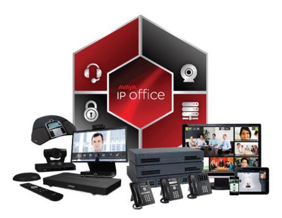 Med nya Avaya IP Office erbjuds enhetlig och kraftfull samverkan