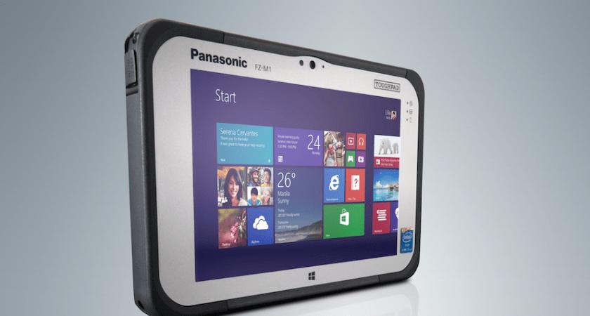 Ny VDC-studie visar – Panasonic är marknadens mest betrodda leverantör av robusta enheter
