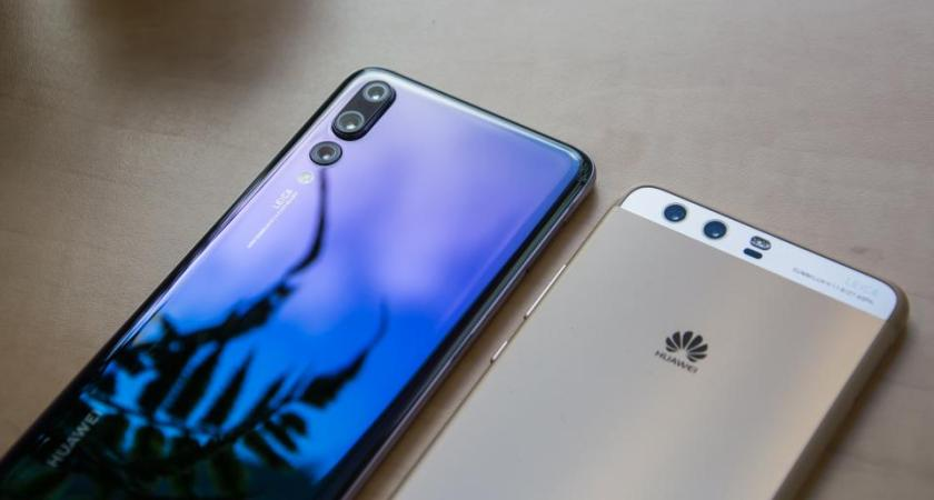 Huawei klättrar i Forbes Most Valuable Brands 2018