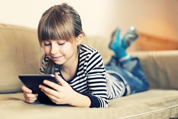 Färsk studie: Engagemang för internet ger tryggare barn och föräldrar