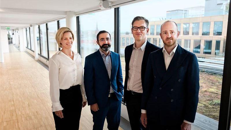 HiQ och Nordax i nytt partnerskap