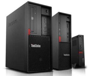 Lenovo presenterar produktserien ThinkStation P330 med tre nya datorer för arbetsplatsen 1