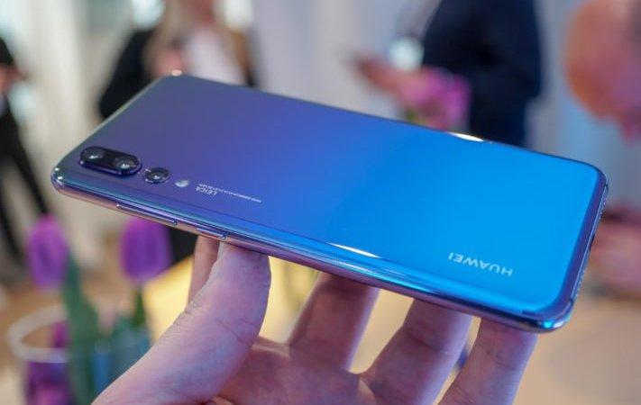 Huawei P20-serie