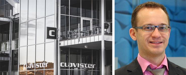 Pedab ny distributör av Clavister för norra Europa