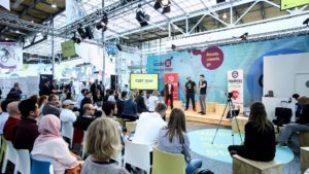 Svenska startupföretaget Storyspot ställde ut på Cebit 3