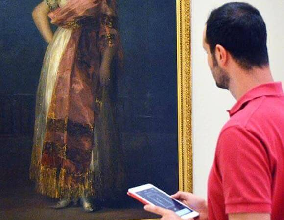 Turistattraktioner byter ut audioguiden mot mobilapp