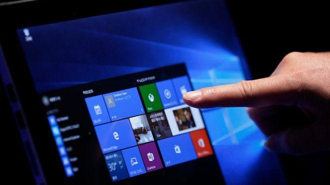 Så lång tid har användare på sig att uppdatera Windows innan angreppen startar