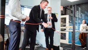 AceIQ inviger sitt nya, egendesignade kontor på Söderport i Kristianstad 1