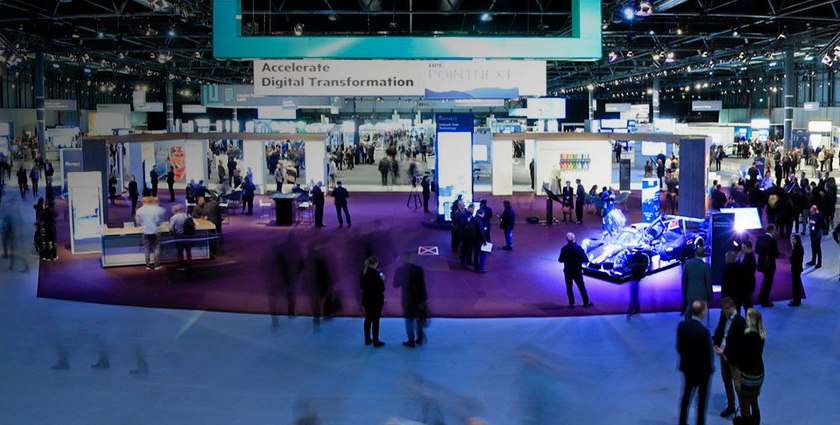 HPE Discover 2018 Madrid
