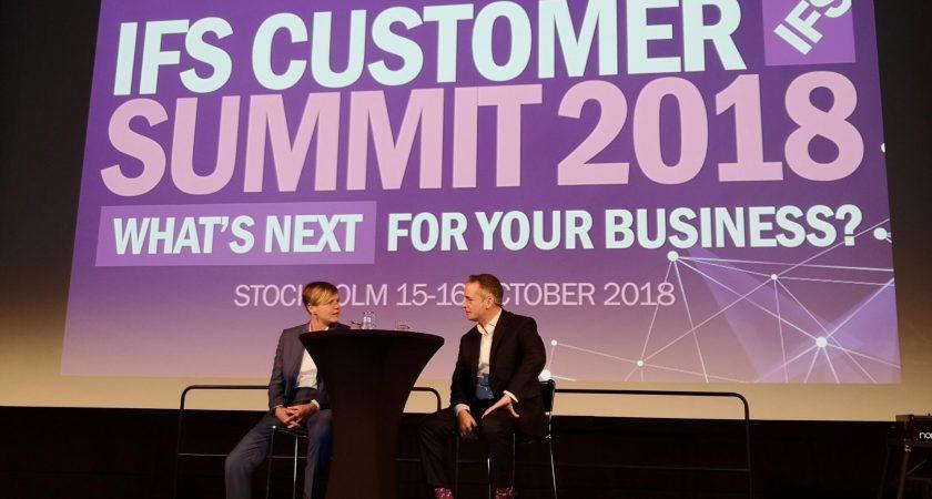 IFS växlar upp med nye CEOn Darren Roos vid spakarna