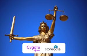 Cygate erbjuder sina kunder svenska molntjänster för säker lagring av filer via Storegate 1
