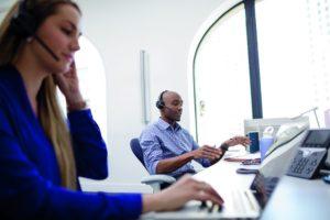 Headseten för det öppna kontorslandskapets utmaningar 1
